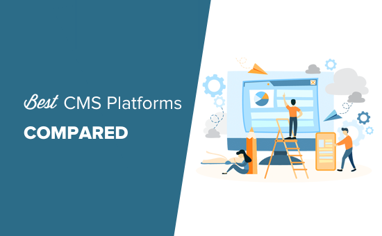 15 Best and Most Popular CMS Platforms in 2020 (Compared)