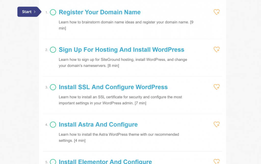 Learn How to Build a WordPress Site