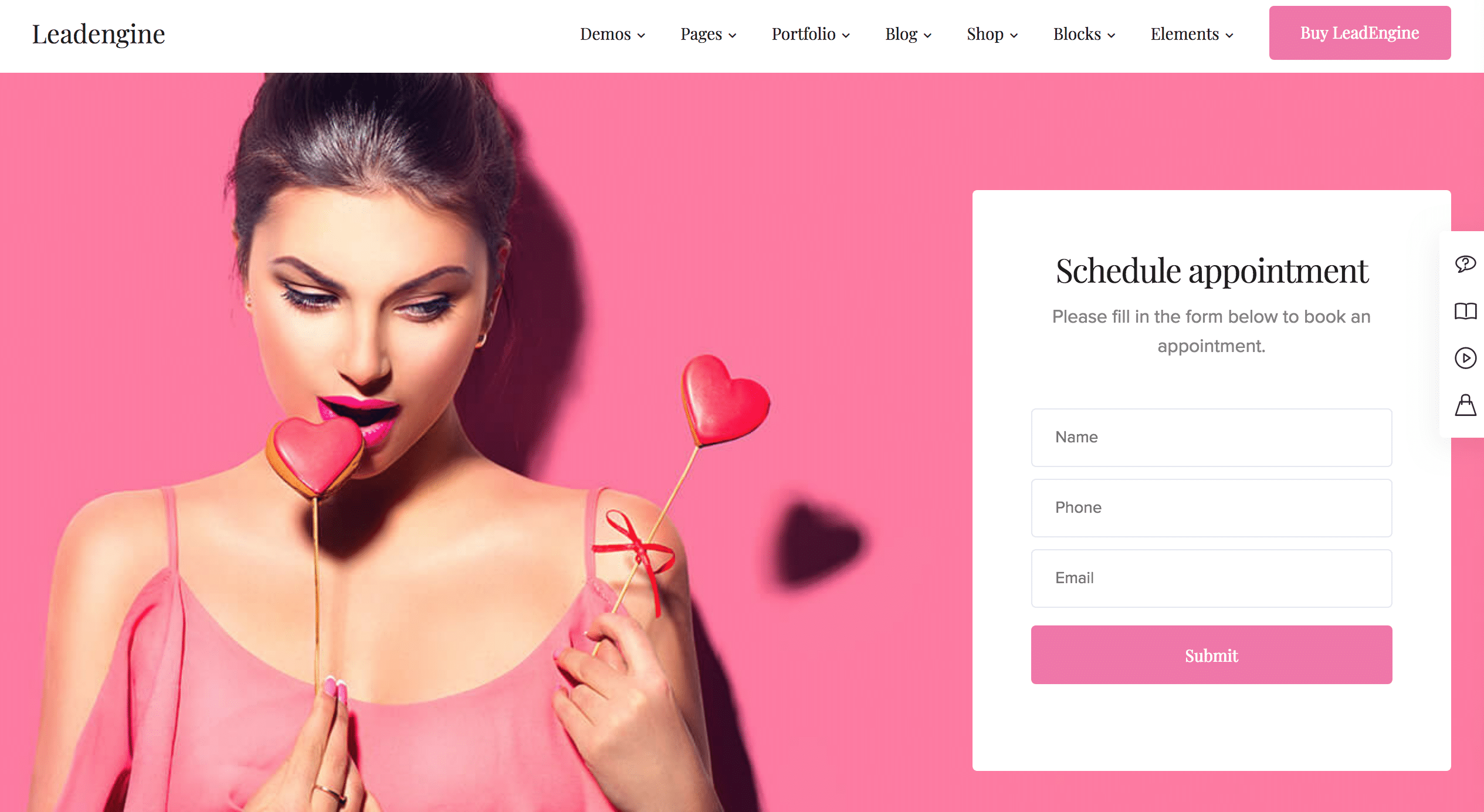 40+ Handpicked WordPress Themes for Beauty Spas and Salons