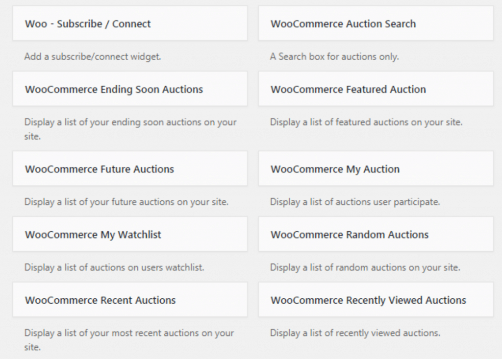 WooCommerce Simple Auctions Review: Host Auctions on WordPress