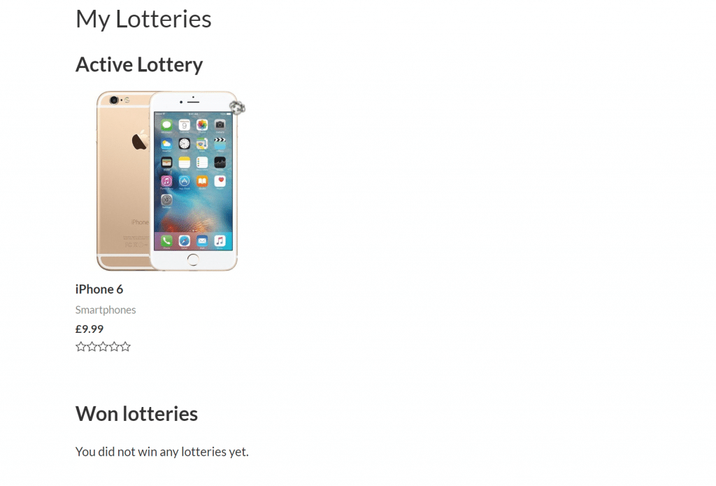 Create Paid Lotteries on WordPress
