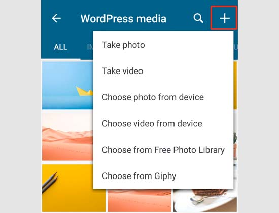 How to use WordPress App on your iPhone, iPad, and Android