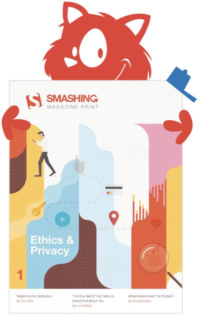 Meet Our New Printed Magazine — Smashing Magazine