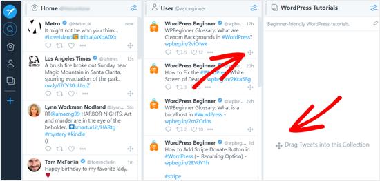 How to Display Recent Tweets in WordPress with Twitter Widgets