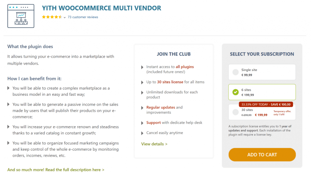 5 Best WordPress Multi-Vendor Plugins for WooCommerce (and Others)