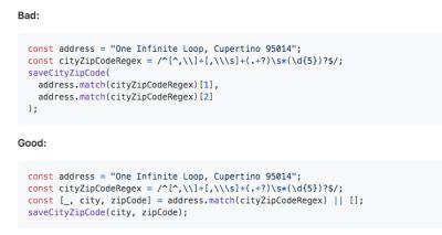 Writing Clean, Reusable Code