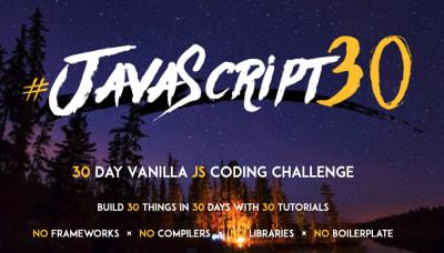 Vanilla JS Code Challenge