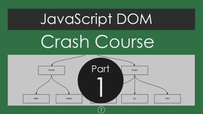 Vanilla JavaScript Video Crash Course