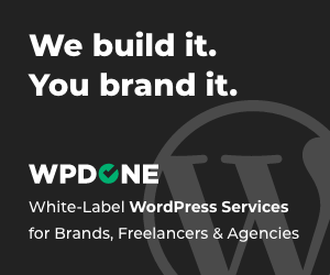 White-Label WordPress Services for Brands, Freelancers & Agencies