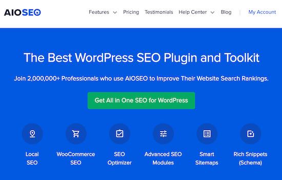 AIOSEO WordPress SEO plugin