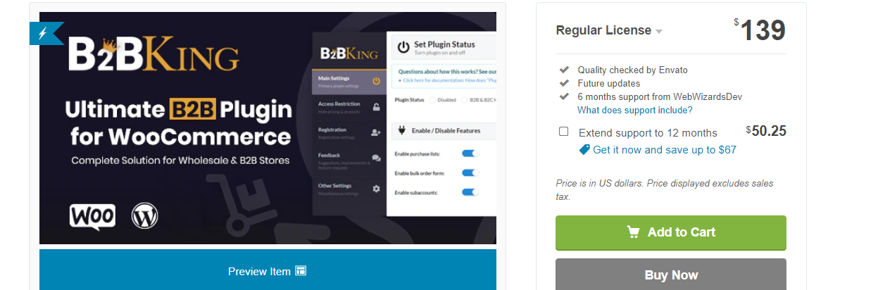 B2BKing Review - Pricing