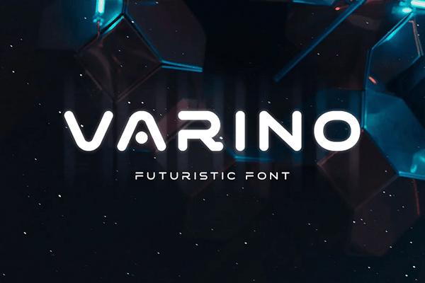 Varino Monospaced Font