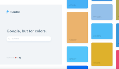 Google, But For Colors