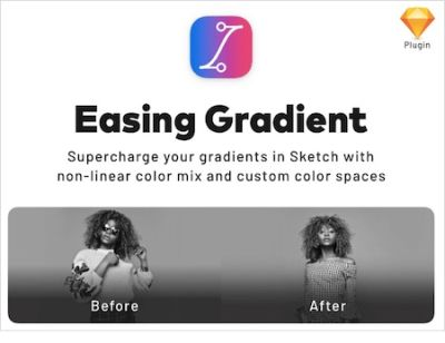 Easing Gradient