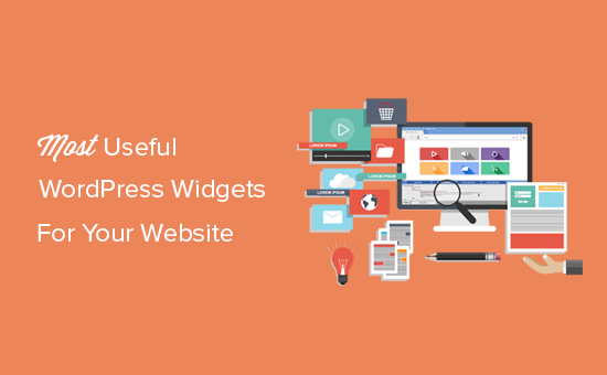 25 Most Useful WordPress Widgets for Your Site