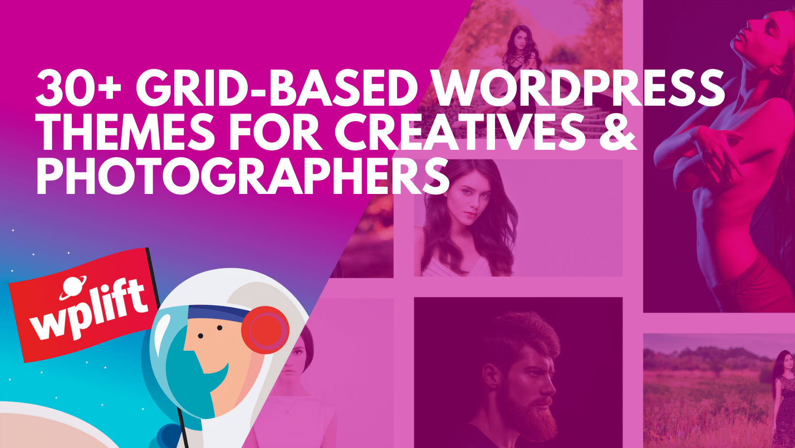 30+ Grid WordPress Themes – The Best Grid-Based WordPress Themes