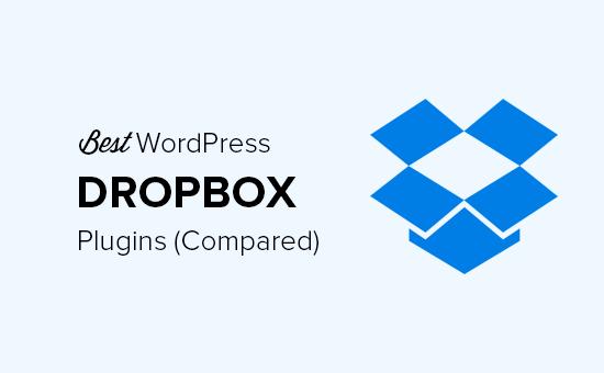 Best Dropbox Plugins for WordPress