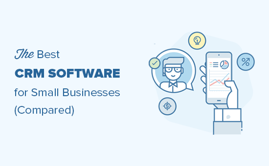 7 Best CRM Software for Small Businesses (Compared)