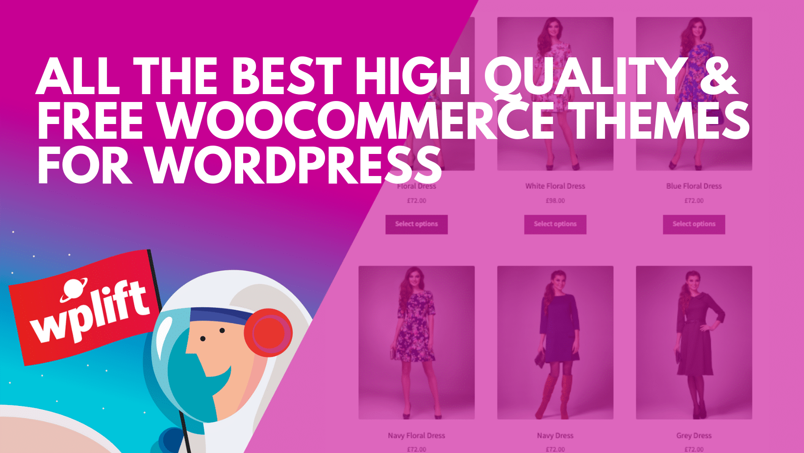 Best 40+ Free WooCommerce Themes for WordPress