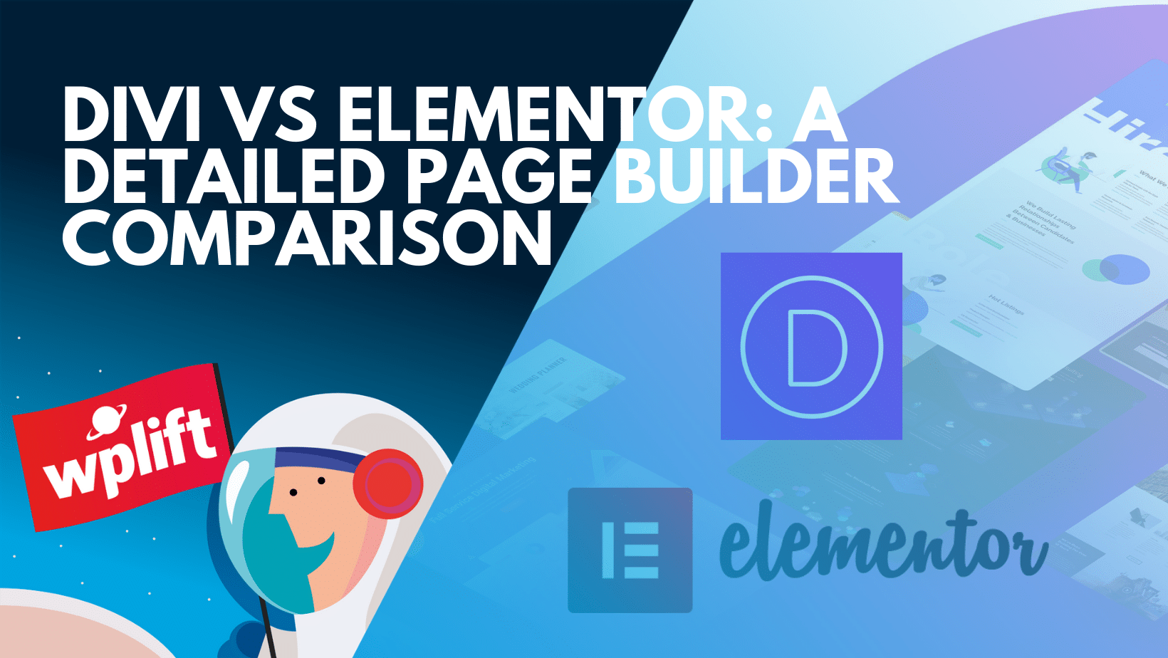 A Detailed Page Builder Comparison
