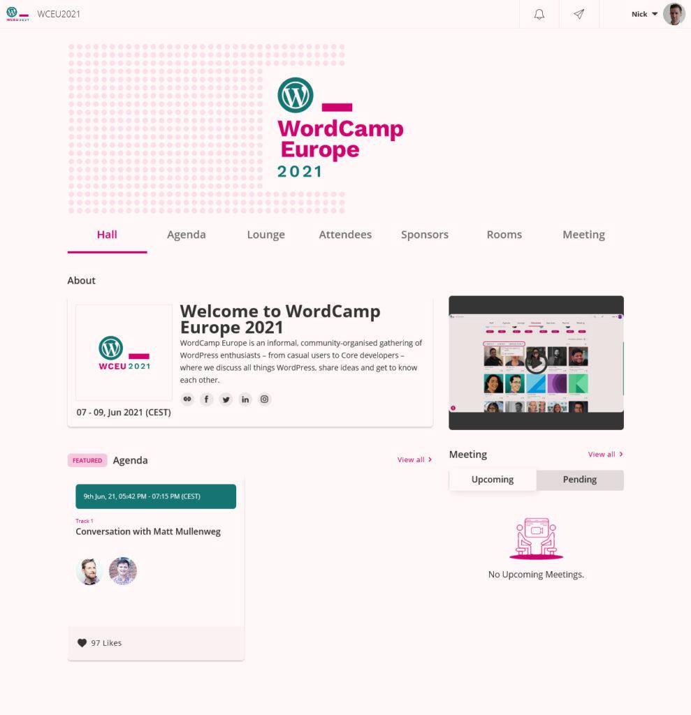 wordcamp europe 2021 report