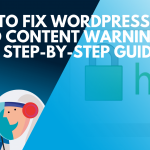 How To Fix 'Insecure Content' (Mixed Content) Error In WordPress