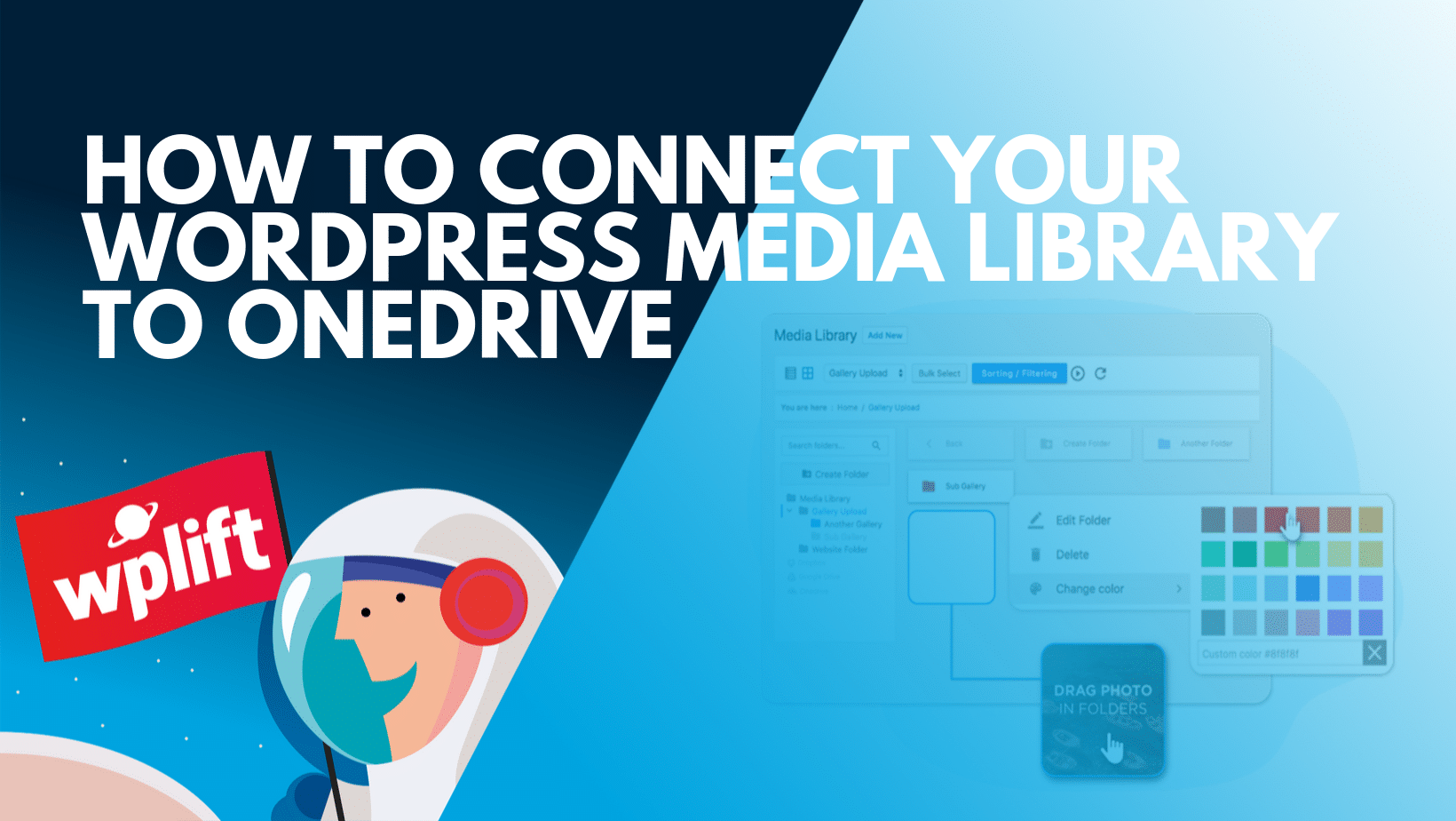 How to Connect Your WordPress Media Library to OneDrive