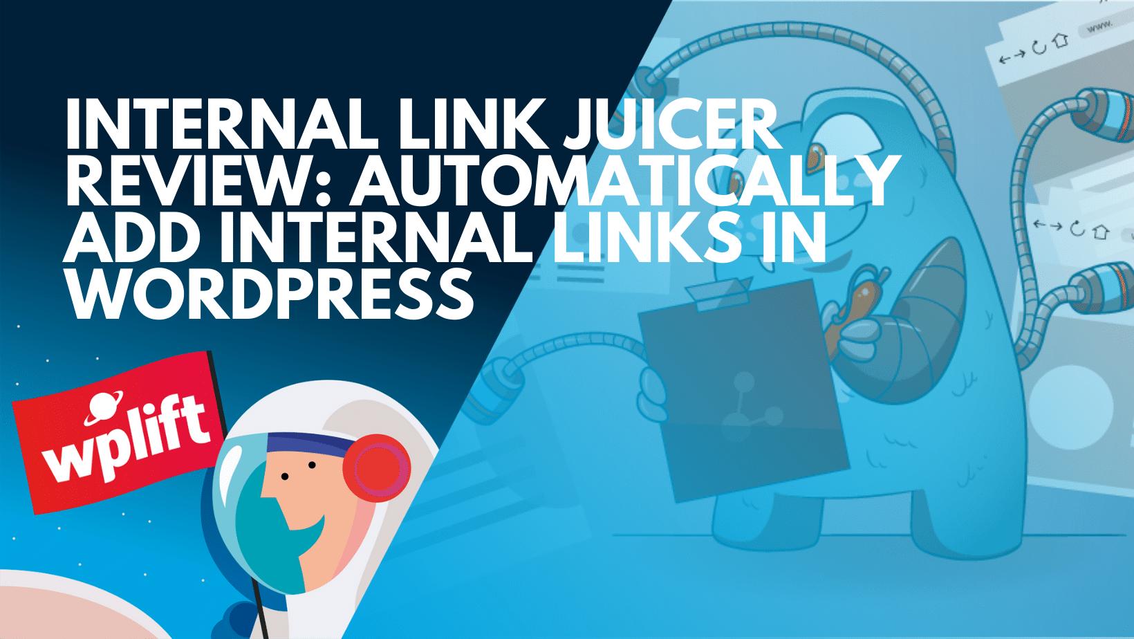 Automatically Add Internal Links in WordPress