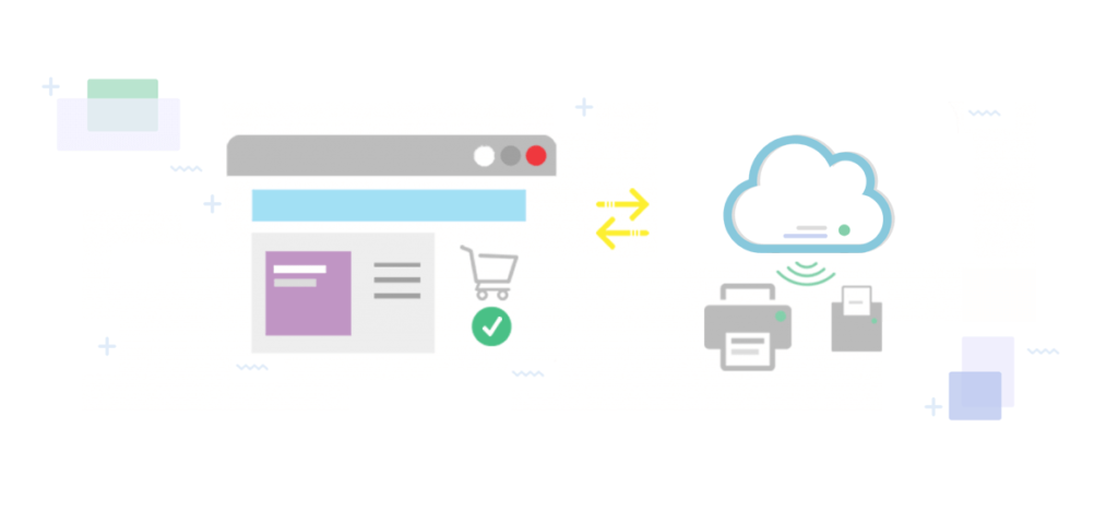 The BizPrint cloud printing platform.