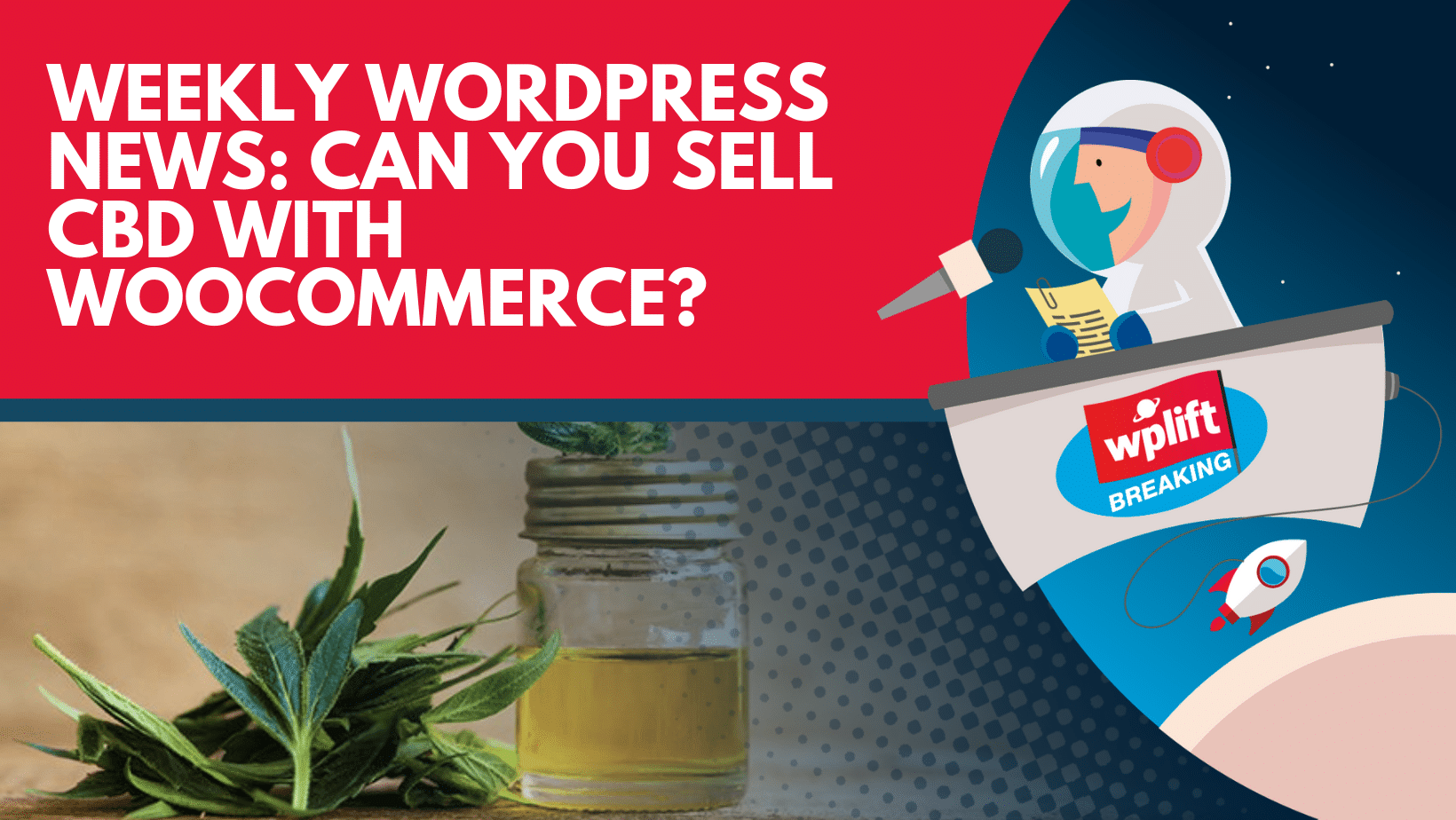 Can You Sell CBD With WooCommerce?