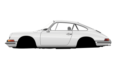 How To Create A Porsche 911 With Sketch (Part 2) — Smashing Magazine