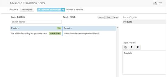 The Advanced Translation Editor for WPML