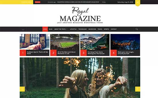 27 Best WordPress Magazine Themes of 2020 [FREE + PAID]
