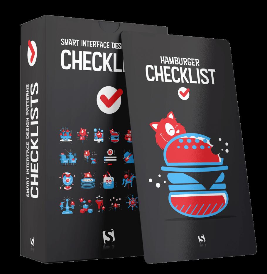 Checklist Card Box
