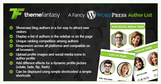 How to Create an Author Listing Page for your WordPress Blog