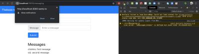 Firebase Push Notifications In React — Smashing Magazine