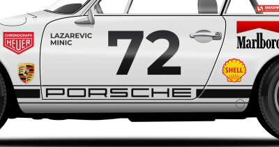 How To Create A Porsche 911 With Sketch (Part 3) — Smashing Magazine