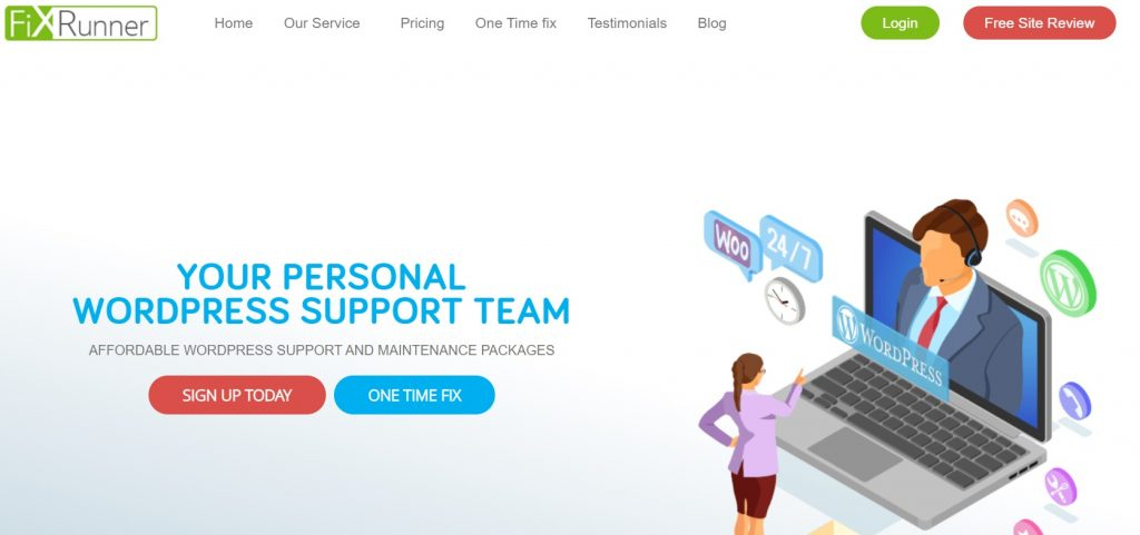 The Best WordPress Support & Maintenance Services