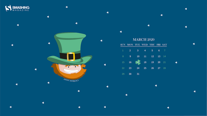 Embrace The Possibilities (March 2020 Wallpapers) — Smashing Magazine