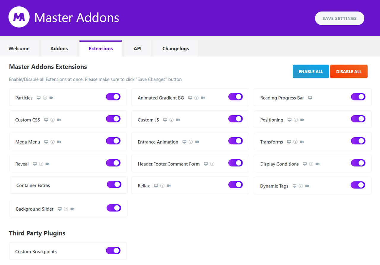 New Features, Widgets & Templates