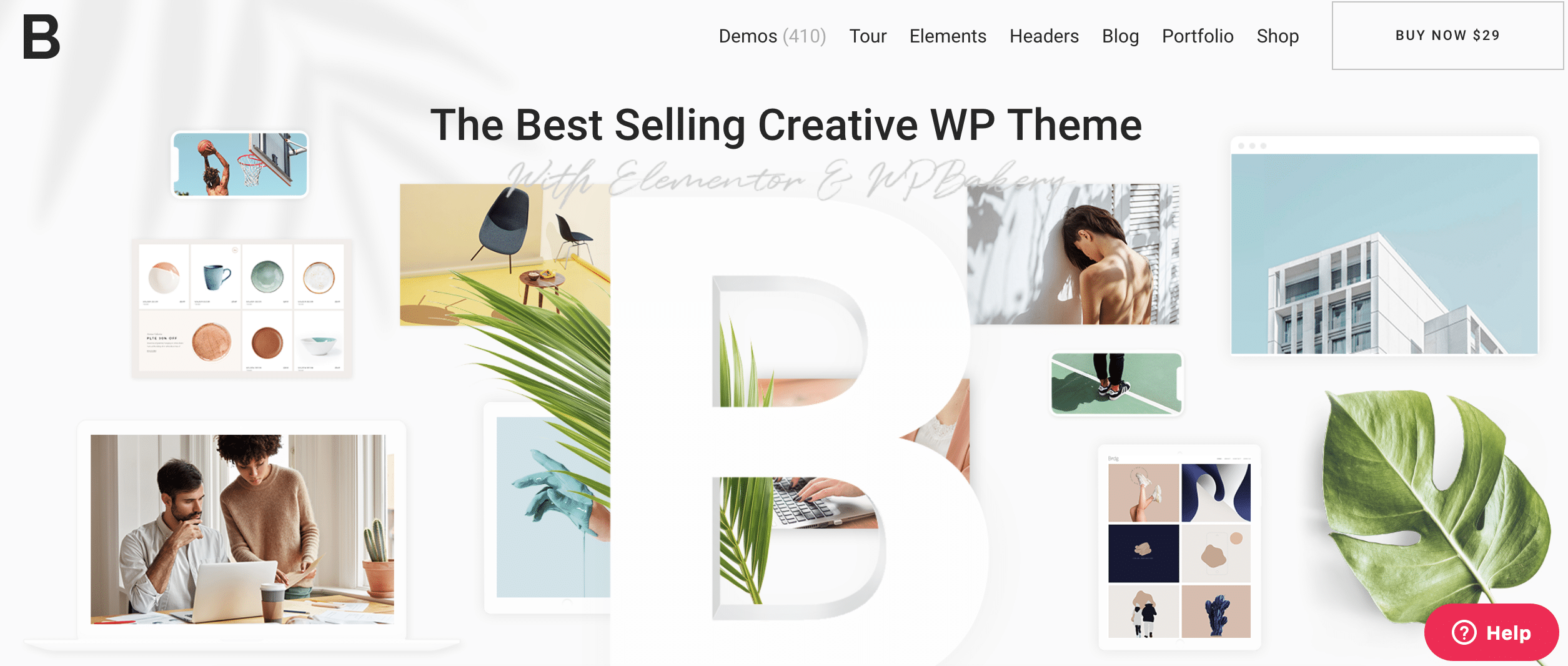 30+ Grid WordPress Themes - The Best Grid-Based WordPress Themes