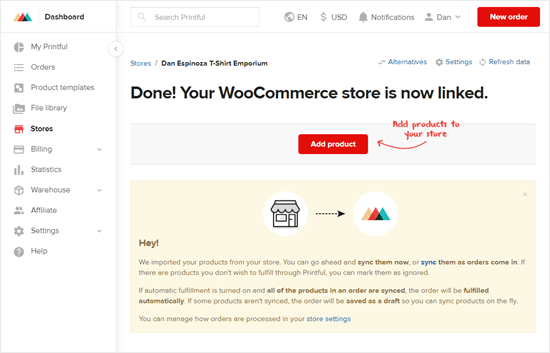 How to Make a Print on Demand Shop in WordPress (Easy Way)