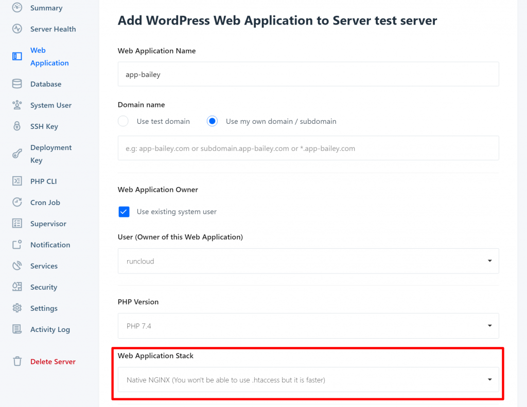 How to Host WordPress With RunCloud