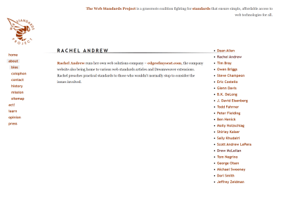 The W3C At Twenty-Five — Smashing Magazine