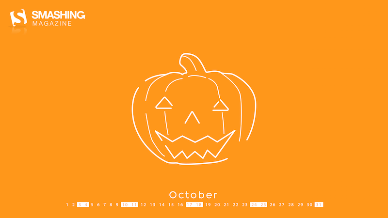 Tales From October (2020 Wallpapers Edition) — Smashing Magazine