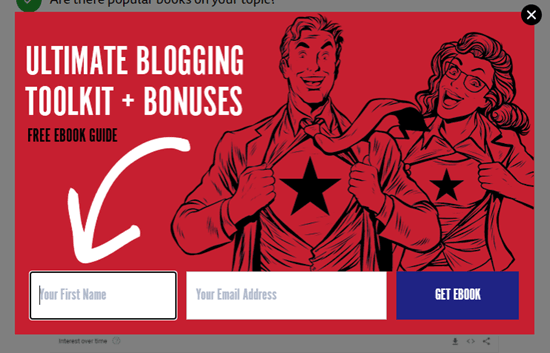 Blog Tyrant's ultimate blogging toolkit offer