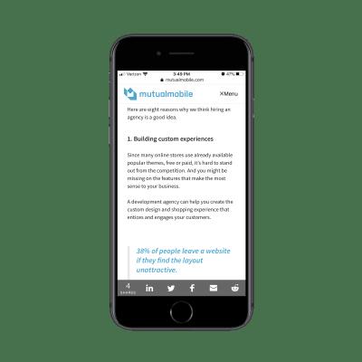 Should Your Portfolio Site Be A PWA? — Smashing Magazine