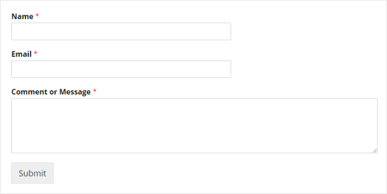 How to Save Contact Form Data in the WordPress Database