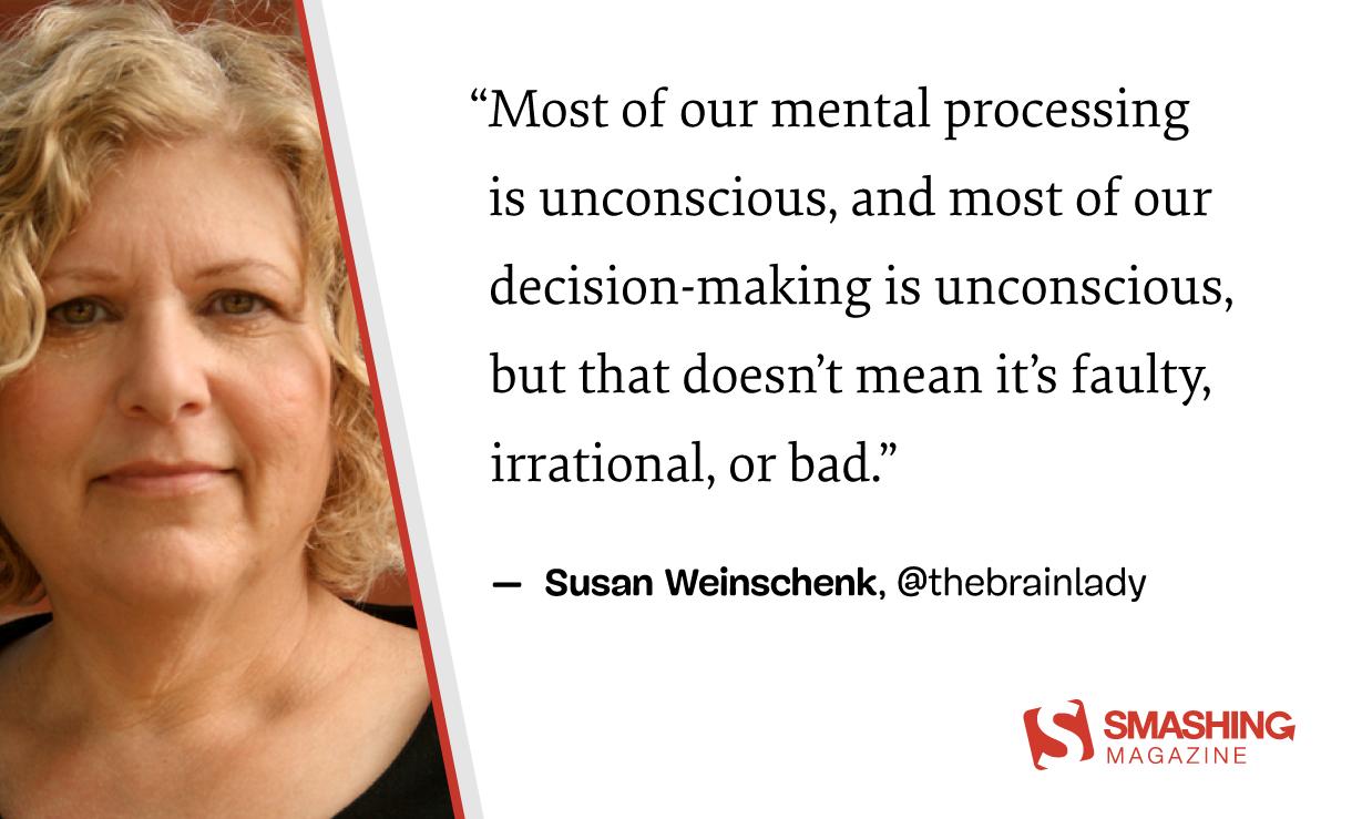 How People Make Decisions — Smashing Magazine