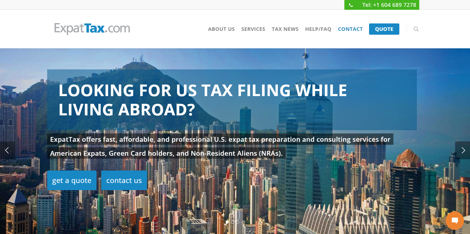 US Expat Tax